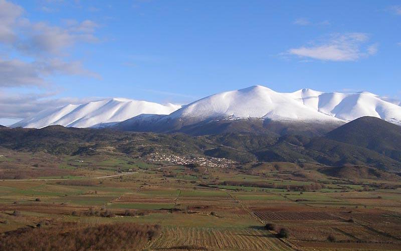 Skitouren Griechenland - Olymp und Pindosgebirge