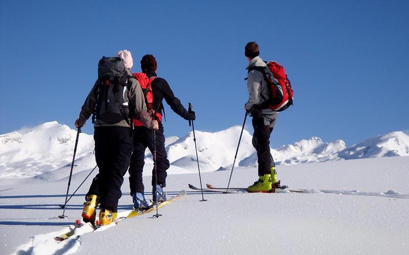 Skitouren in Griechenland auf Olymp und im Pindosgebirge