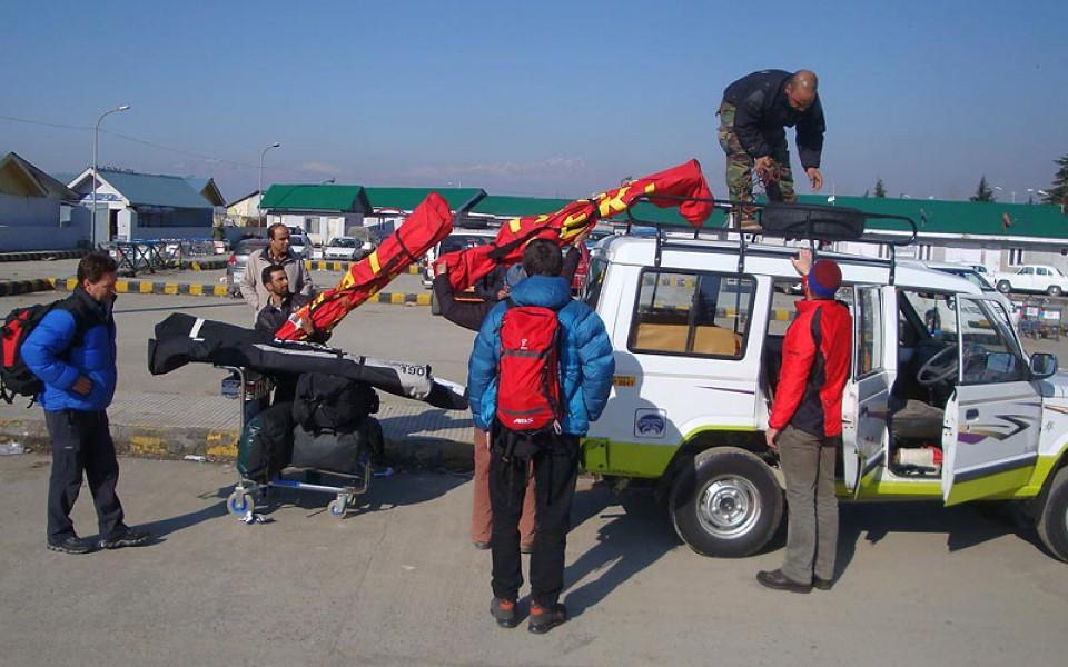 Skitouren und Freeridereise Kaschmir
