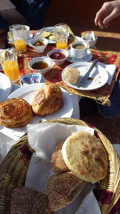 Marrakesch - Skitourenreise nach Marokko