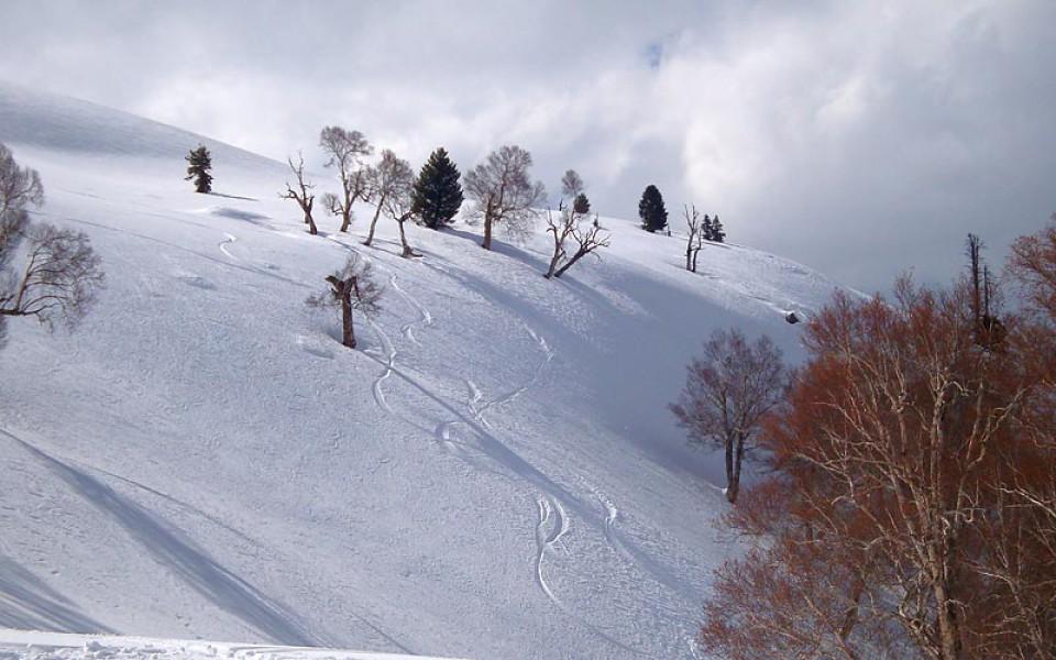 Mount Apharwat Skitouren und Freeridereise Kaschmir