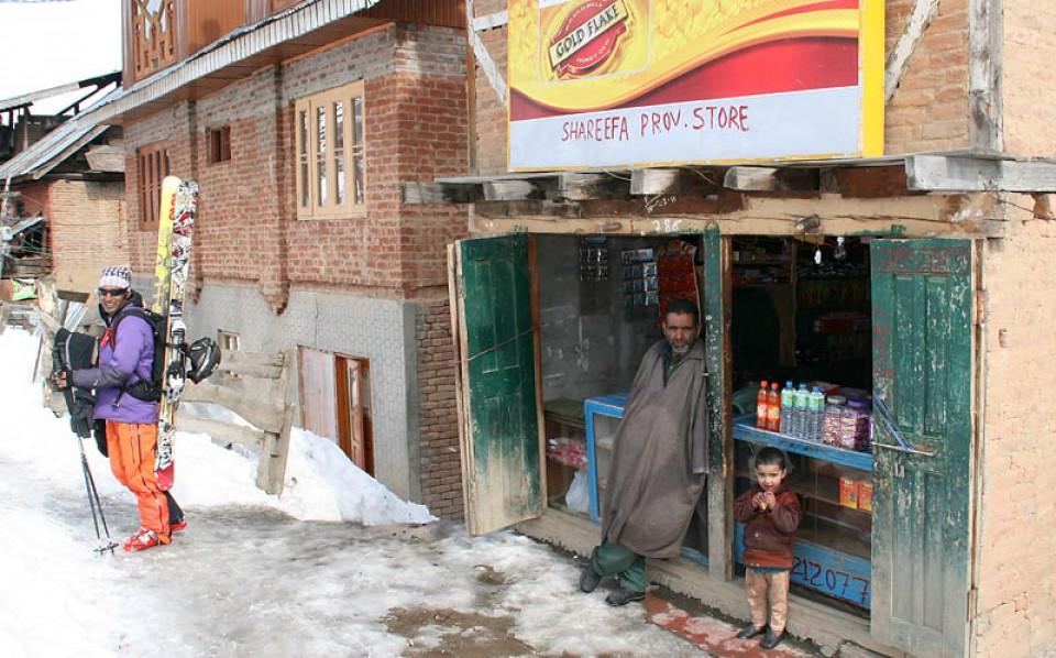 Gulmarg Skitouren und Freeridereise Kaschmir