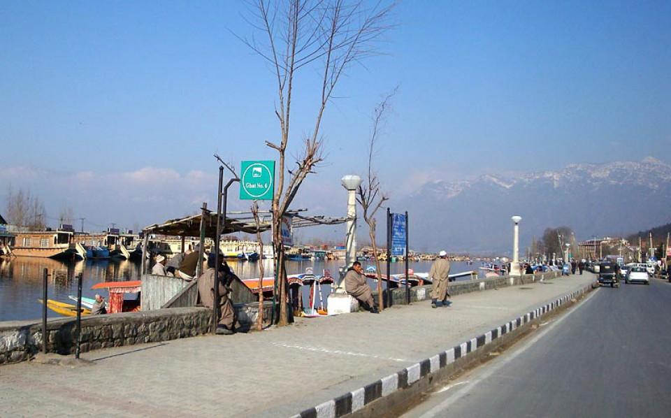 Lake Srinagar Skitouren und Freeridereise Kaschmir