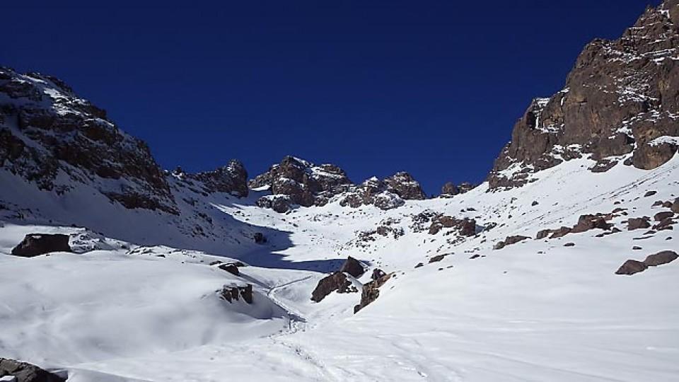 Skitouren Marokko - Firnabfahrten vom Feinsten am Jebel Toubkal