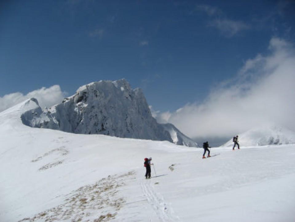 Skitouren Hohe Tatra - Durchquerung von Hütte zu Hütte