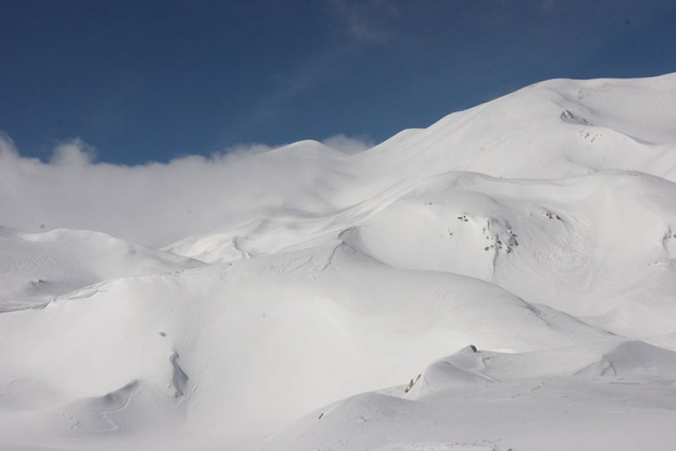 Skitourenreise Kreta - Ida Gebirge