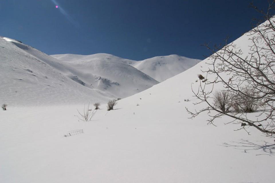 Skitourenreise Kreta - Psiloritis Kreta