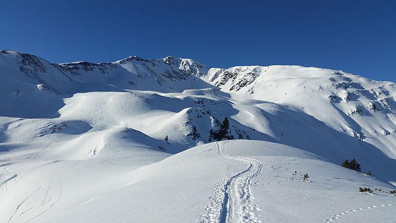 Skitour Lämpersberg