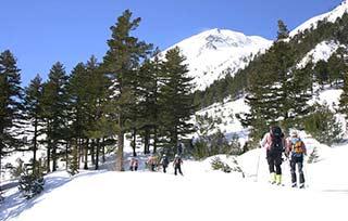 Skitourenreise Bulgarien - Rila & Piringebirge