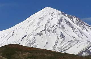 Skitourenreise Iran - Damavand 5671m
