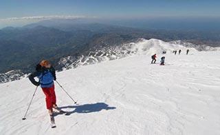 Skitourenreise Griechenland - Kreta