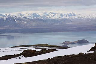 Skitourenreise Island - Snaefellsnes Halbinsel