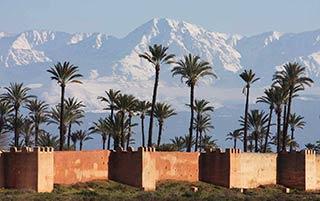 Skitourenreise Marokko - Hoher Atlas