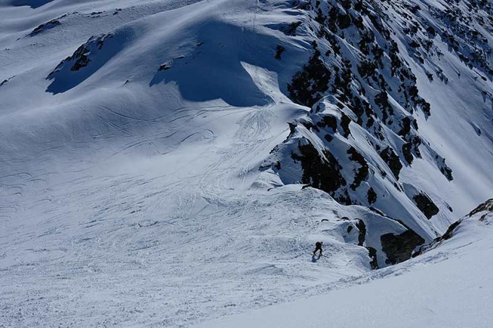 Skitour Rastkogel