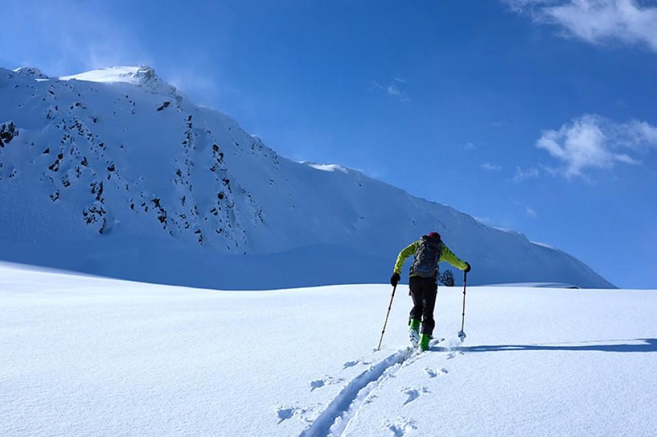 Skitour Pallspitze (2389m)