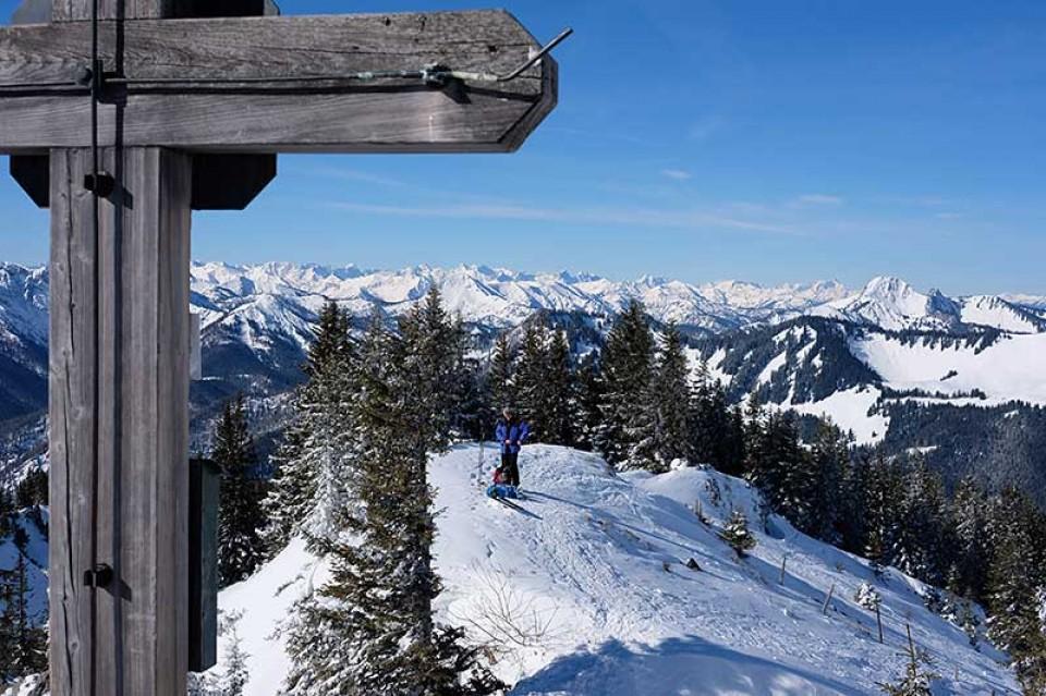 Skitour Rauhkopf (1689m)