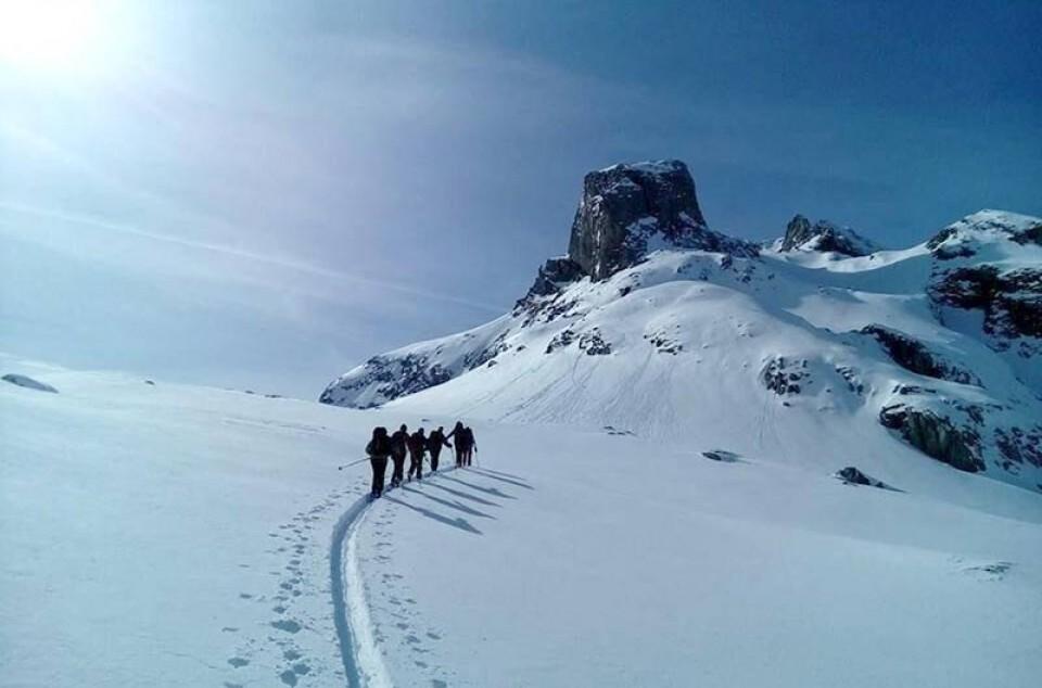 Skitouren in Montenegro