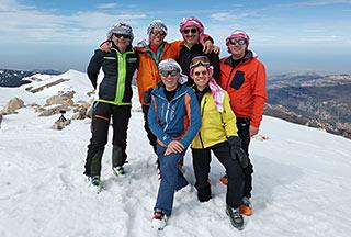 Skitouren-Libanon