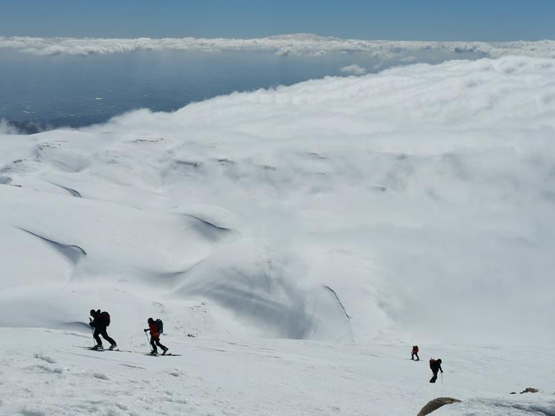 Libanon Skitouren